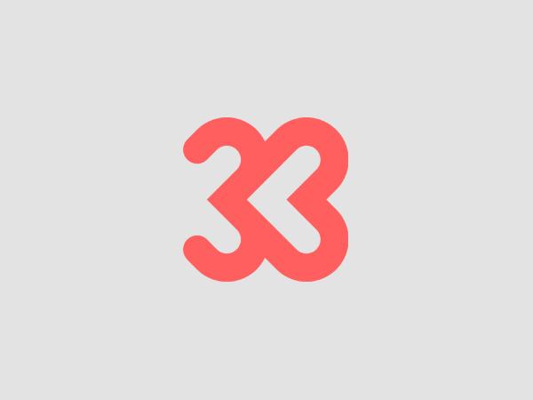 33 Color Logo