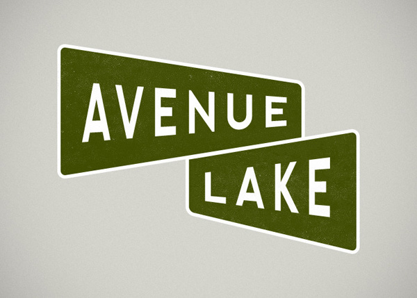 Avenue Lake Logo