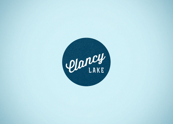 Clancy Lake Logo