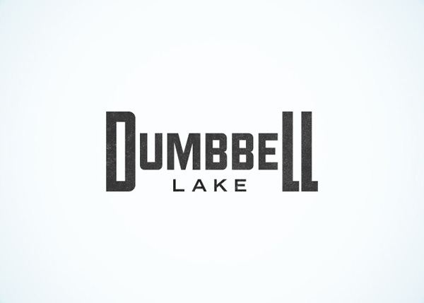 Dumbbell Lake Logo
