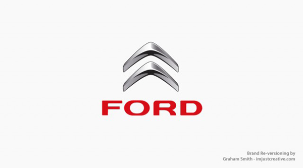Ford Citroen Reversion