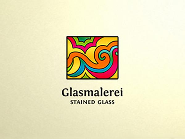 Glasmalerei Logo