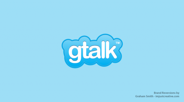 Gtalk Skype Reversion