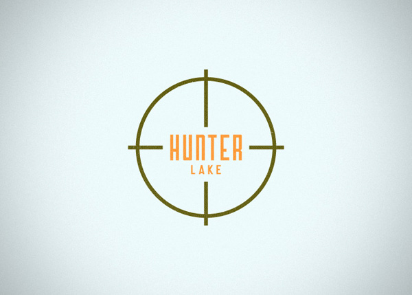 Hunter Lake Logo