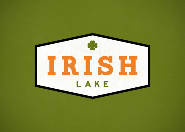 Irish Lake Logo