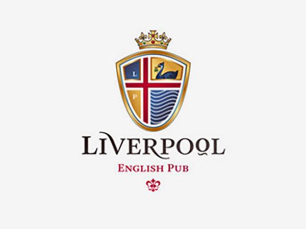 Liverpool English Pub Logo