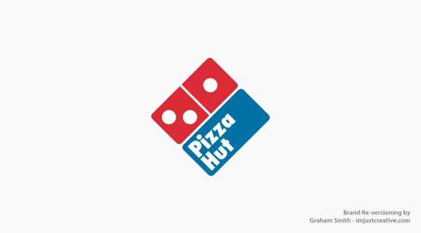 PizzaHut Domino's Pizza Reversion