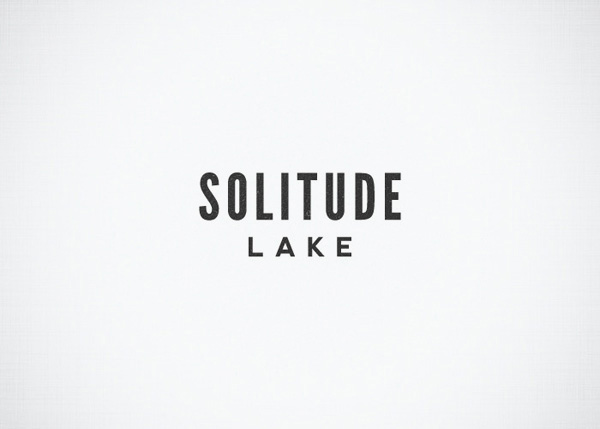 Solitude Lake Logo