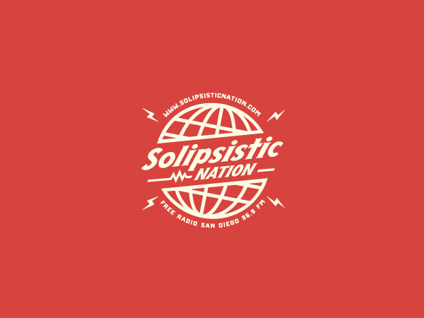 Solipsistic Nation Logo