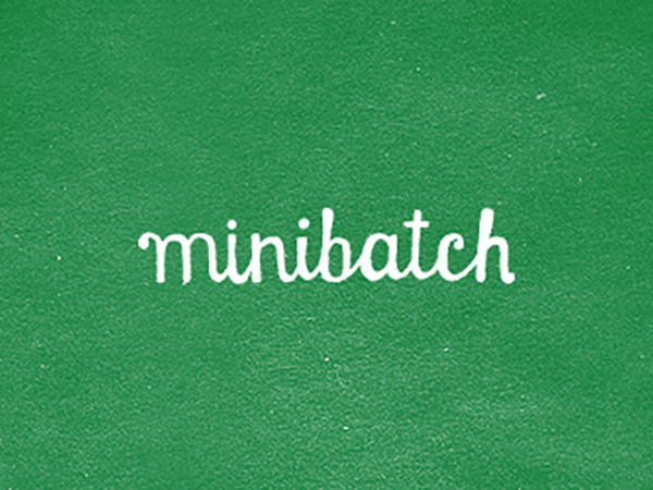 Minibatch Logo
