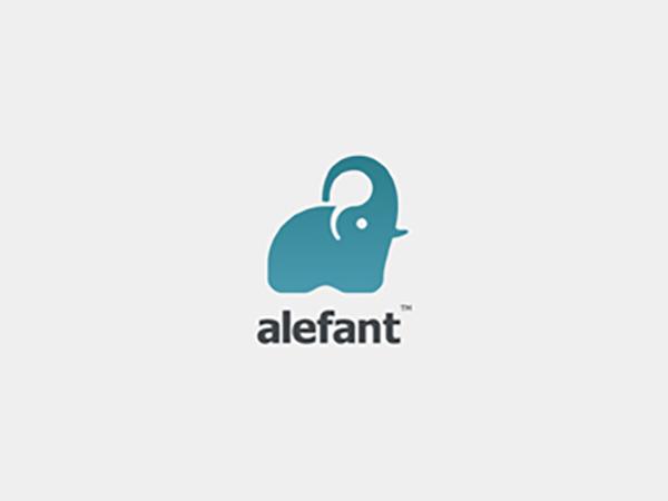 Alefant Logo