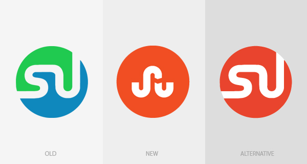 StumbleUpon Logos