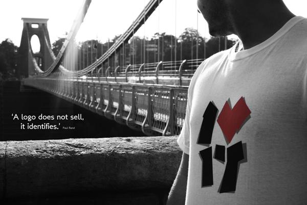 """I Love It"" Olympic Logo by Thomas James"