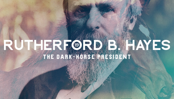 Nineteenth President Rutherford B Hayes 1822-1893