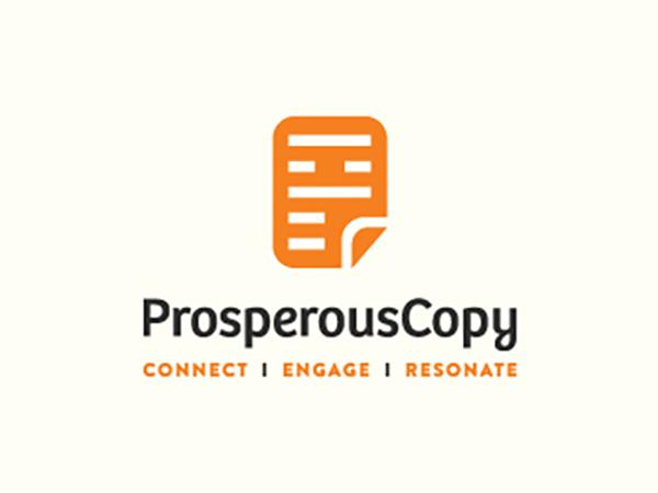 Prosperous Copy Logo