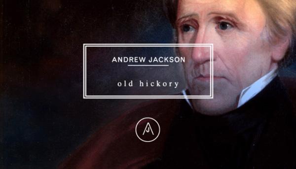 Seventh President Andrew Jackson 1767-1845