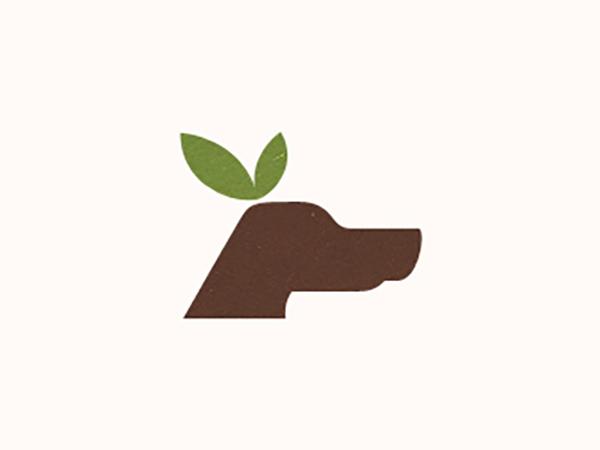 Organic Dog Logo