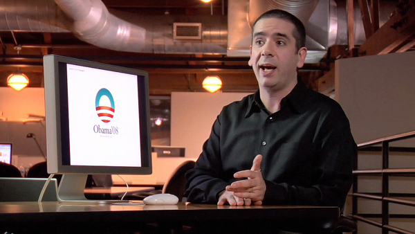 Sol Sender Talks About Obama's Logo