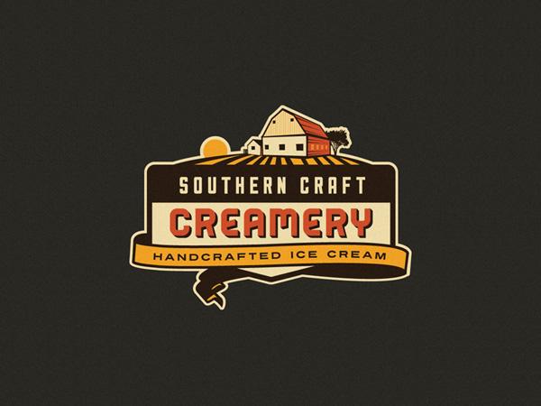 Southern Craft Creamery Logo