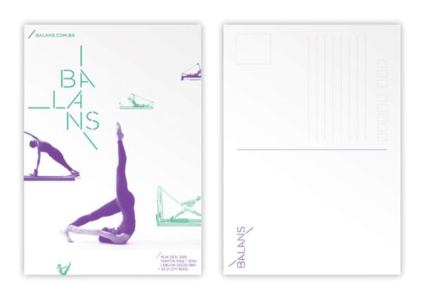 Balans Brand Identity Design by Tuut