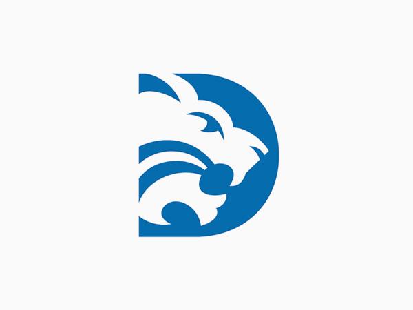 Detroit Lions Alternate Logo by Matt McInerney