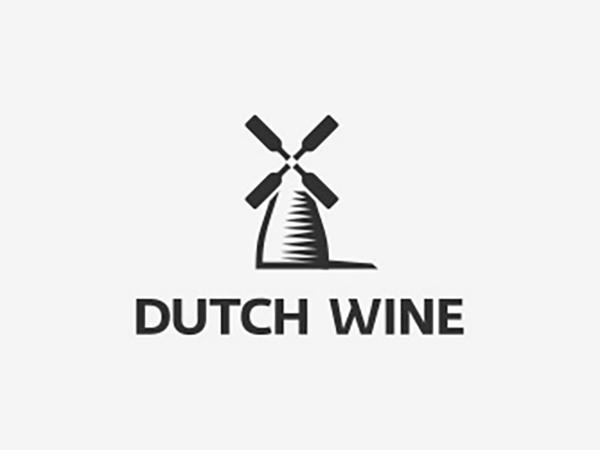 Dutch Wine Logo