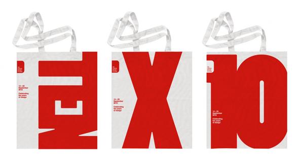 London Design Festival 2012 Identity Work by Pentagram
