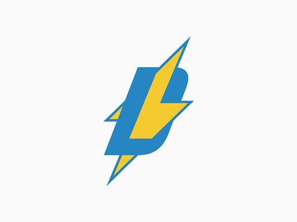 San Diego Chargers Alternate Logo by Matt McInerney