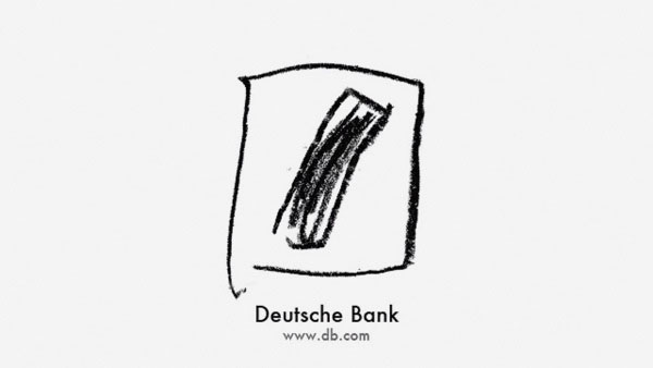 Deutsche Bank Logo by Faith Ladd