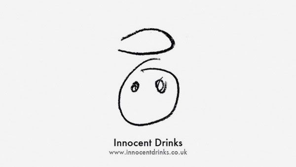 Innocent Drinks Logo by Faith Ladd