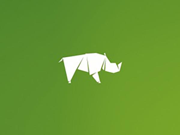 Paper Rhino Logo