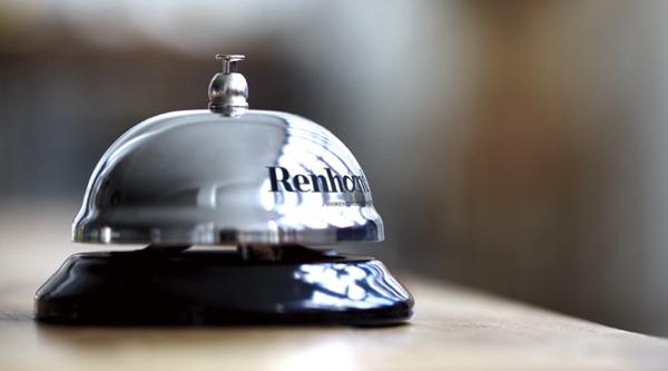 Renhand Corporate Brand Identity by Higher