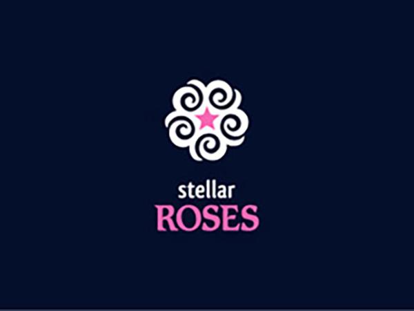 Stellar Roses Logo