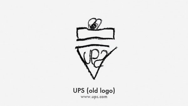 UPS Logo by Faith Ladd