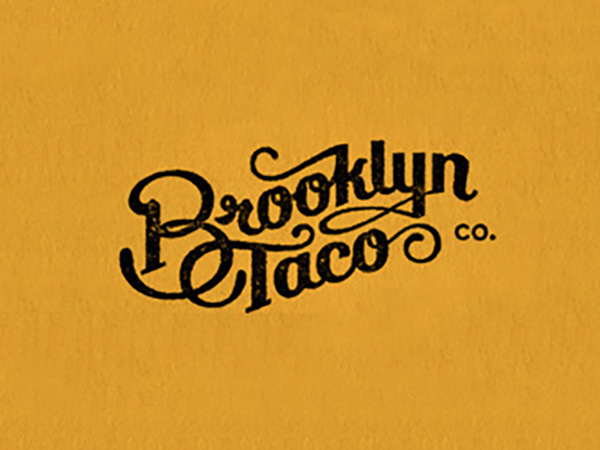 Brooklyn Taco Logo
