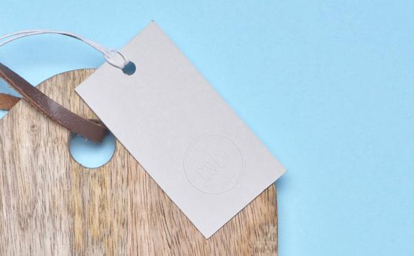 Cow&Co Chopboard Identity Design by SB Studio