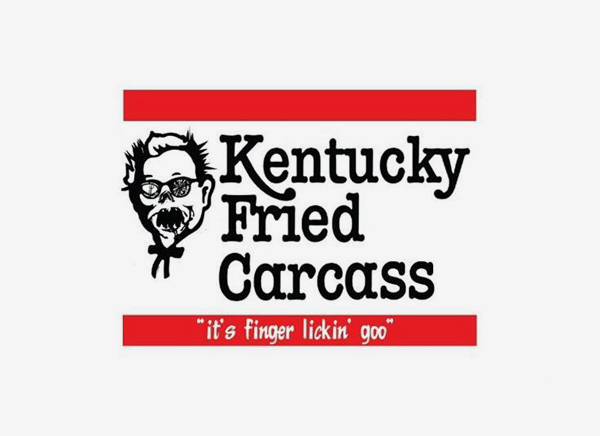 Kentucky Fried Carcass Logo