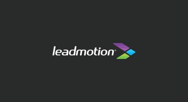 Leadmotion Mobile Logo and Stationery by Deividas Bielskis