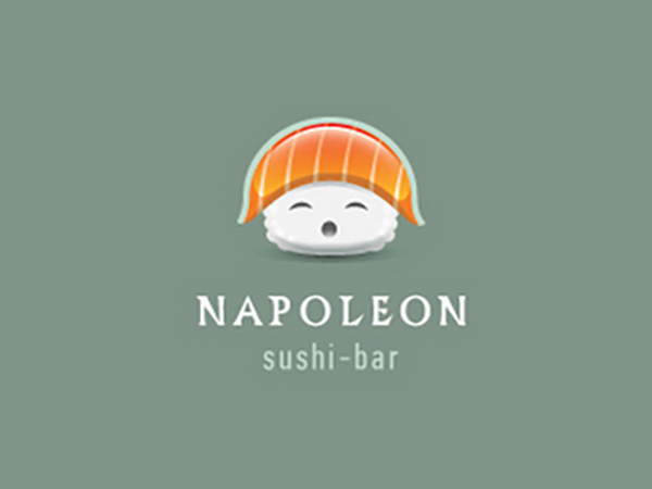 Napoleon Sushi Bar Logo