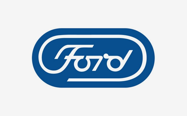 The Forgotten Ford Logo by Paul Rand