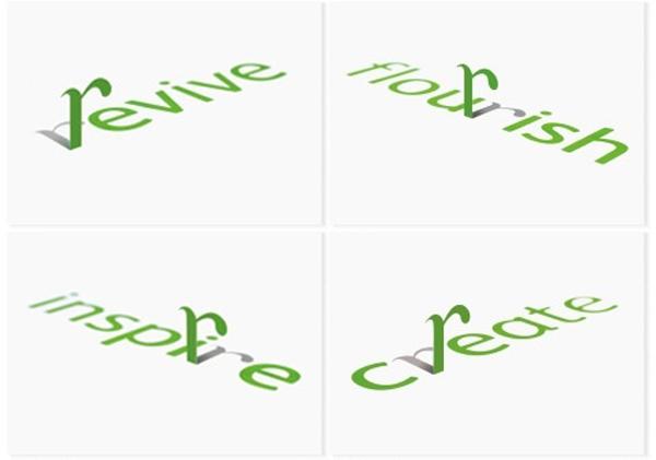 A Logo that Grow Like Grass by Kimpton Creative