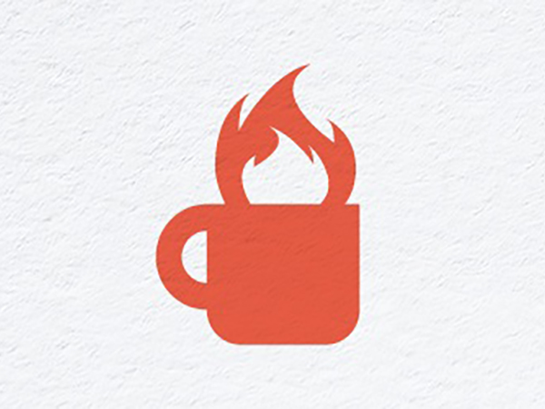 Fueled by Coffee Logo