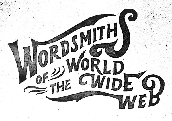 Ford Fiesta Social Remix Lettering by Jon Contino