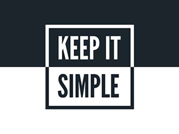 Keep it Simple Logo