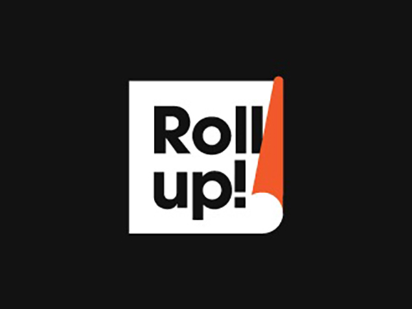 Roll Up Logo