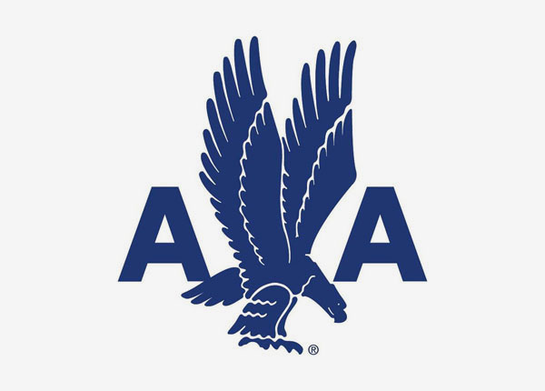 American Airlines 1945 Logo