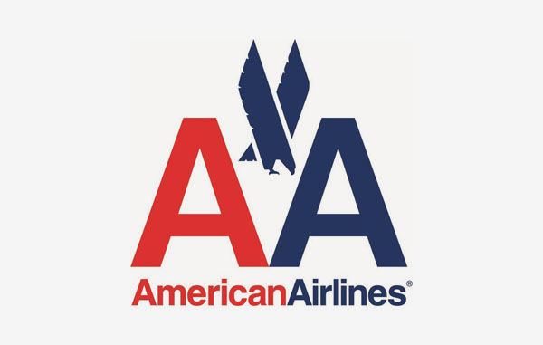American Airlines 1968 Logo