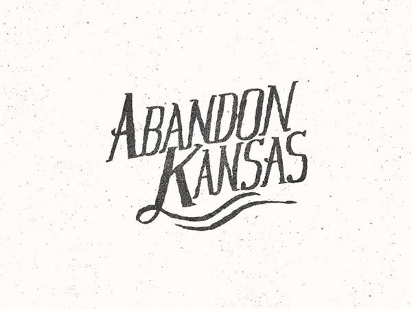 Abandon Kansas Logo