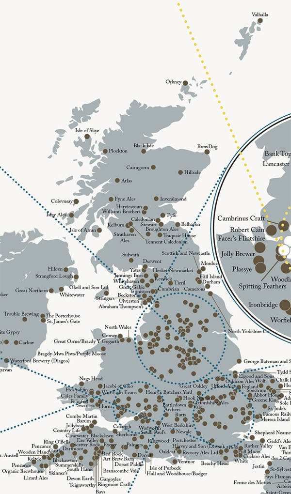 Breweries of Europe United Kingdom Overview