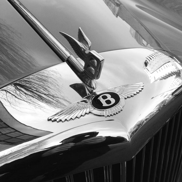 1960 Bentley Logo